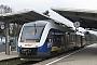 """Alstom 1001416-005 - erixx """"648 474"""" 25.01.2012 - Soltau, DB-BahnhofHelge Deutgen"""