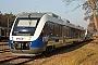 """Alstom 1001416-019 - erixx """"648 488"""" 21.11.2011 - Celle, Bahnhof NordNahne Johannsen"""