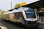 """Alstom 1001416-025 - erixx """"648 494"""" 29.10.2016 - Uelzen, BahnhofHelge Deutgen"""