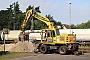 """Atlas 167S43546 - OHE """"Bagger 4"""" 25.08.2014 - Celle NordBernd Muralt"""