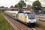 "Bombardier 34093 - metronom ""146 533-5"" 01.09.2016 - Buchholz (Nordheide), BahnhofAndreas Kriegisch"