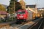 "Bombardier 34335 - OHE ""186 129-3"" 14.10.2008 - Plettenberg, BahnhofLars Pietrowski"
