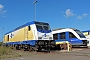 "Bombardier 34337 - metronom ""246 008-7"" 01.10.2017 - Bremervörde, EVB-BetriebshofAndreas Kriegisch"