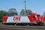"Bombardier 34347 - OHE ""186 133-5"" 04.05.2008 - Celle, GüterbahnhofMartin Ketelhake"