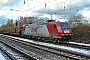 "Bombardier 33643 - OHE ""185 534-5"" 25.01.2007 - Rostock-BramowBernd Gennies"
