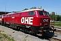 """Deutz 58143 - OHE """"200085"""" 07.08.2015 - Karlsruhe, GüterbahnhofRonny Sdunzik"""