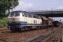 "Deutz 58145 - DB ""216 123-0"" 03.06.1983 - Paderborn, RangierbahnhofFrank Bachmann"