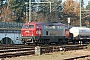"Deutz 58145 - OHE ""200087"" 21.11.2011 - Celle, Bahnhof NordNahne Johannsen"