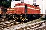 """Deutz 58241 - RAG """"680"""" 29.08.1993 - Gladbeck, RAG-WerkstattMichael Vogel"""