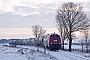 """Henschel 31318 - OHE """"200086"""" 04.01.2010 - Garlstorf am WaldeCarsten Finke"""