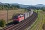 """Henschel 32140 - Railion """"151 170-8"""" 30.09.2007 - Karlstadt-GambachMalte Werning"""