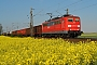 "Krupp 5363 - Railion ""151 124-5"" 20.04.2007 - Hergershausen (Hessen)Kurt Sattig"