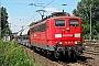 """Krupp 5363 - DB AG """"151 124-5"""" 19.06.2008 - DieburgKurt Sattig"""