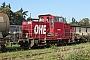 """LHB 3136 - OHE Cargo """"60024"""" 16.10.2017 - Celle, Bahnhof NordKarl Arne Richter"""