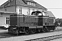 """MaK 1000015 - OHE """"100032"""" 05.08.1981 - BleckedeDietrich Bothe"""