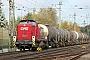 """MaK 1000517 - OHE Cargo """"160073"""" 05.11.2013 - UelzenGerd Zerulla"""