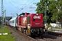 "MaK 1000518 - OHE ""160074"" 28.05.2010 - Celle, PersonenbahnhofKlaus Klan"