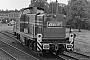 """MaK 1000518 - OHE """"160074"""" 13.07.1984 - Soltau, Bahnbetriebswerk Soltau SüdDietrich Bothe"""
