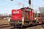 """MaK 1000597 - OHE Cargo """"160075"""" 06.03.2011 - Hamburg-WaltershofEdgar Albers"""