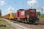 """MaK 1000597 - OHE Cargo """"160075"""" 07.08.2013 - Uelzen Gerd Zerulla"""