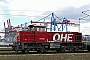 "MaK 1000788 - OHE ""150002"" 31.03.2010 - Hamburg-WaltershofEdgar Albers"