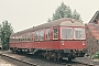 """MaK 508 - OHE """"GDT 0515"""" 30.07.1977 - Celle, OHE BahnbetriebswerkHelge Deutgen"""