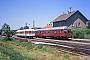 """MaK 514 - SWEG """"VT 521"""" 01.06.1985 - Odenheim, BahnhofUlrich Klumpp"""