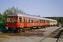 """MaK 514 - SWEG """"VT 521"""" 13.05.1991 - Menzingen, BahnbetriebswerkUlrich Klumpp"""