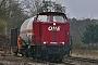 "MaK 600157 - OHE ""60022"" 30.03.2010 - Harber, Anschlussstelle Lukas Suhm"