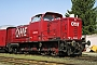 "MaK 600157 - OHE ""60022"" 24.04.2003 - Celle, Bahnbetriebswerk Celle-Nord