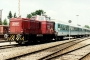 "MaK 800011 - OHE ""800011"" 10.07.1994 - Celle Nord