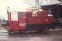 "O&K 21208 - OHE ""0603"" __.02.1988 - Bleckede, AusbesserungswerkPeter Suhm"