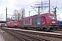 """Siemens 21155 - OHE """"270081"""" 14.04.2011 - Hamburg, Alte Süderelbe, RangierbahnhofAndreas Kriegisch"""