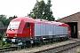 """Siemens 21156 - OHE """"270080"""" 13.07.2007 CelleNord,Bahnbetriebswerk [D] Carsten Finke"""