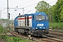 """Vossloh 1001028 - OHE """"Fz. 1028"""" 28.04.2011 - UnterlüssHelge Deutgen"""