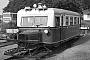"""Wismar 20299 - OHE """"VT 0508"""" 05.08.1981 - Soltau SüdDietrich Bothe"""
