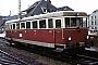 """Wismar 21122 - OHE """"DT 0503"""" __.__.1966 - Celle, BahnhofArchiv Martin Ketelhake"""